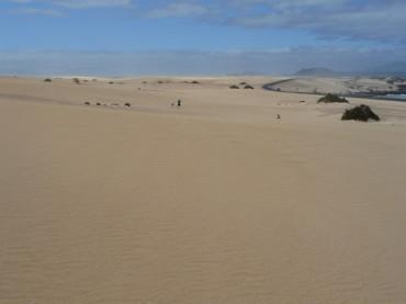 Parco Naturale delle Dune Corralejo Fuerteventura