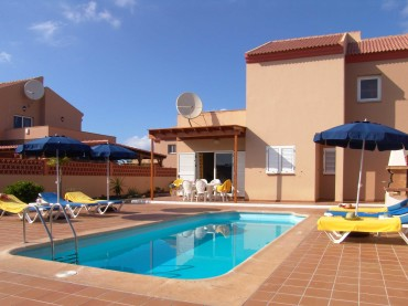 ville chemas duplex Fuerteventura