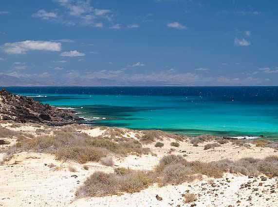 Spiaggia corralejo fuerteventura spiagge di corralejo - Centro hogar armas fuerteventura ...