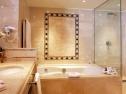 Gran Hotel Atlantis Bahia Real atlantico suite bagno