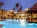 Gran Hotel Atlantis Bahia Real notturna