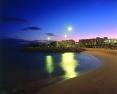 Hotel Elba Sara notturna