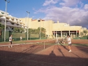 Hotel Faro Jandia tennis