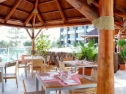 Hotel Melià Gorriones terrazza ristorante